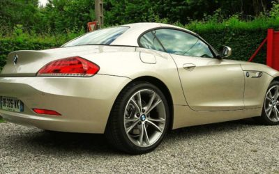 Roadster Z4 (E89 facelift) BMW Performance